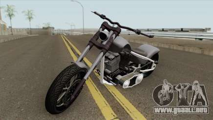 Liberty City Customs Avarus V2 GTA V para GTA San Andreas