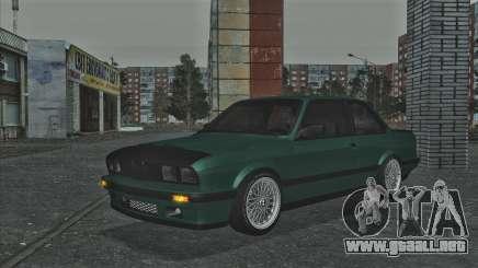 BMW E30 Modified para GTA San Andreas