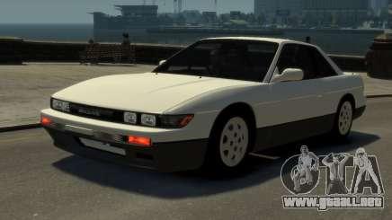 Nissan Silvia S13 Stock para GTA 4