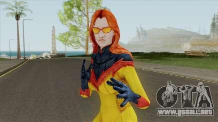 FireStar Marvel Ultimate Alliance 2 para GTA San Andreas
