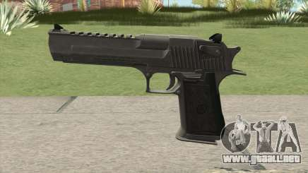 Desert Eagle High Quality para GTA San Andreas
