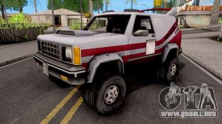 Sandking GTA VC para GTA San Andreas