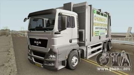 MAN TGS 18.320 Garbage Truck (Philippines) para GTA San Andreas
