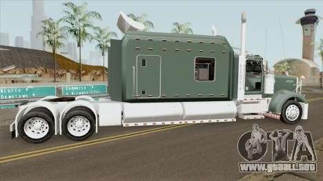 Kenworth W900 Extra Long Cab V2 para GTA San Andreas