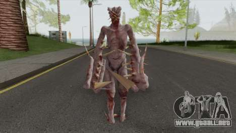 Pincer From Resident Evil: Revelations para GTA San Andreas