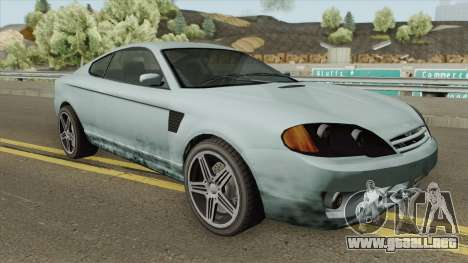 Bollokan Prairie GTA V (SA Style) para GTA San Andreas