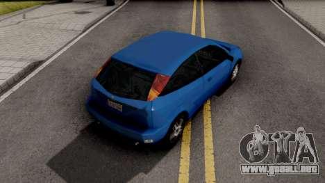Ford Focus Tuning para GTA San Andreas