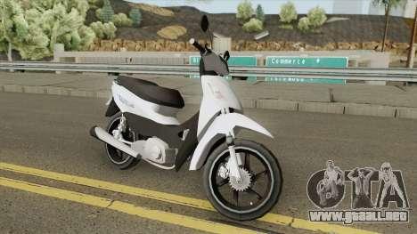 Honda Biz 125CC - Reduzida para GTA San Andreas