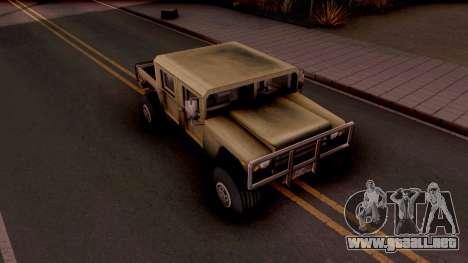 Patriot GTA VC Xbox para GTA San Andreas