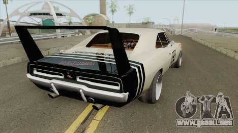 Dodge Charger 69 RT By Donz 1969 para GTA San Andreas