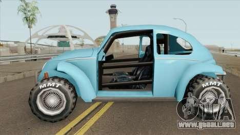 Volkswagen Fusca (Beetle) Baja SA Style V1 para GTA San Andreas