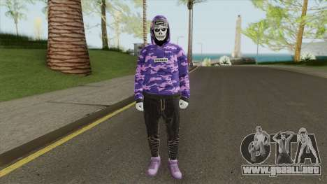 New Random Skin para GTA San Andreas