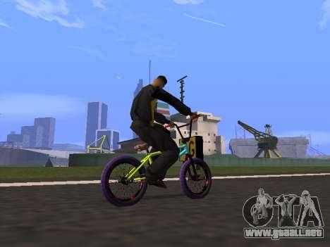 BMX by Osminog para GTA San Andreas