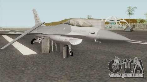 F-16C Mage Squadron para GTA San Andreas