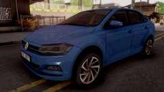 Volkswagen Polo 2019 para GTA San Andreas