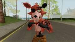 Old Foxy (FNaF) para GTA San Andreas