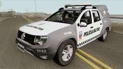 Renault Duster Oroch (PMRN Rio Grande Do Norte) para GTA San Andreas