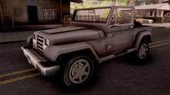 Mesa Grande GTA VC Xbox para GTA San Andreas