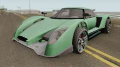Overflod Autarch GTA V para GTA San Andreas