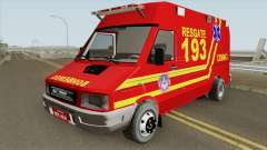 Iveco Daily Ambulance para GTA San Andreas