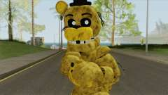 Old Golden Freddy (FNaF) para GTA San Andreas