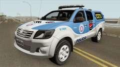 Toyota Hilux 2015 CETO
