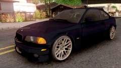BMW E46 330Ci para GTA San Andreas