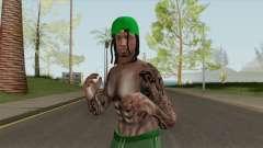 Skin Random 186 (Outfit Lowrider) para GTA San Andreas