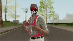 Black Guy Skin V1 para GTA San Andreas