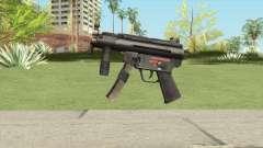 MP5K (PUBG) para GTA San Andreas