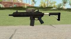 Carbine Rifle GTA V Tactical (Default Clip) para GTA San Andreas