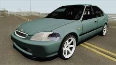 Honda Civic 1998 Edit