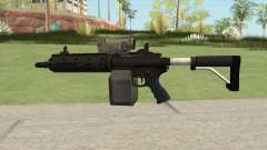 Carbine Rifle GTA V Tactical (Box Clip) para GTA San Andreas