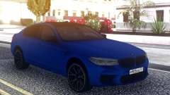 BMW M5 F90 2019 Competition para GTA San Andreas