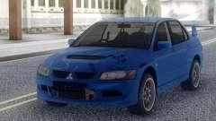 Mitsubishi Lancer Evolution VIII Classic para GTA San Andreas