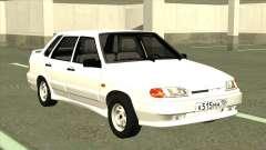 2115 De Drenaje Blanco para GTA San Andreas