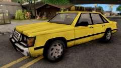 Taxi from GTA VC para GTA San Andreas