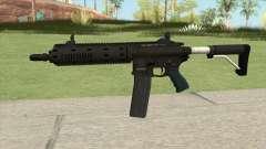 Vom Feuer Carbine Rifle GTA V (Extended Clip) para GTA San Andreas