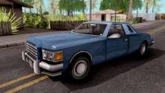 Idaho GTA III Xbox para GTA San Andreas