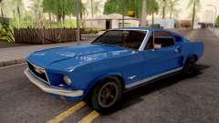 Ford Mustang 1970 para GTA San Andreas