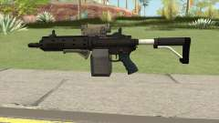 Carbine Rifle GTA V Box (Grip, Tactical) para GTA San Andreas