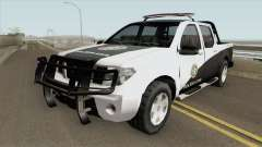 Nissan Frontier - Polícia Civil RJ para GTA San Andreas