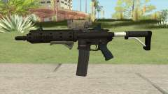 Carbine Rifle V3 (Tactical, Flashlight, Grip) para GTA San Andreas