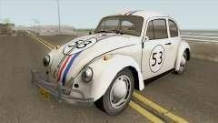 Volkswagen Beetle 1968 Herbie