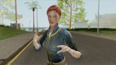 Vault Dwellers - Engineer From Fallout 3 para GTA San Andreas