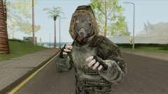 Ranger Stalker From Metro 2033 para GTA San Andreas
