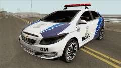 Chevrolet Onix (Guarda Municipal)
