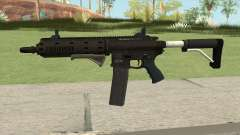 Carbine Rifle GTA V Grip (Extended Clip) para GTA San Andreas