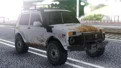 Niva 2121 Offroad 4x4 para GTA San Andreas