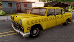 Cabbie from GTA VC para GTA San Andreas